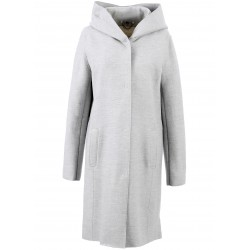 62313 - GREY LONG COAT