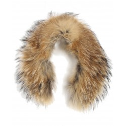 61595 - NATURAL FUR COLLAR TOY