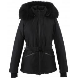 62431 - BLACK DOWN JACKET POWDER