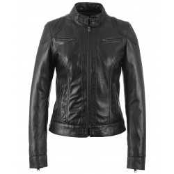 60968 - JACKET LINA BLACK