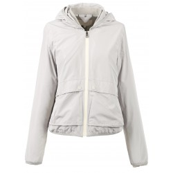 62783 - JACKET HOP NYLON LIGHT GREY
