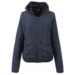 62783 - JACKET HOP NYLON NAVY BLUE