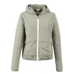 62783 - JACKET HOP NYLON LIGHT KHAKI