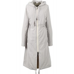 62784 - LIGHT GREY HOPPER COAT