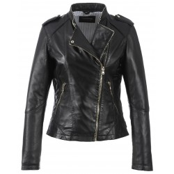62811 - BLACK JACKET SUMMERTIME