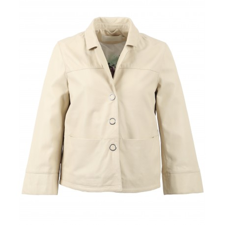 62731 - VESTE ROSALY COQUILLE