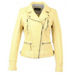60861 - LIGHT YELLOW JACKET CAMERA