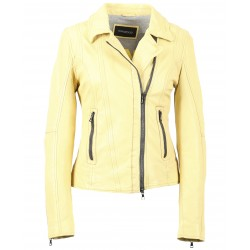 63169 - LIGHT YELLOW JACKET FIDJI