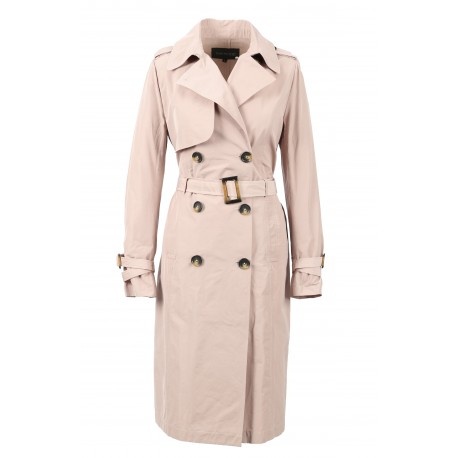 CORPORATE (REF. 63218) OLD PINK - TRENCH COAT