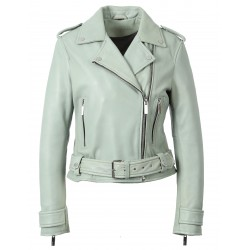 62566 - LIGHT GREEN JACKET SHOW