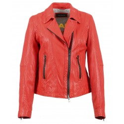63169 - DARK RED JACKET FIDJI