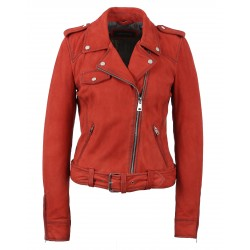62988 - BLOUSON PLEASE ROUGE