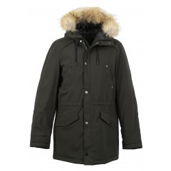 MISSING (REF. 63314) KHAKI - NYLON PARKA