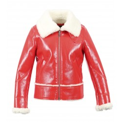 EASE (REF. 63303) FIRE - SHINY JACKET