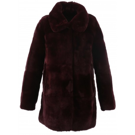 LUNA (REF. 62439) PORTO - REAL FUR JACKET
