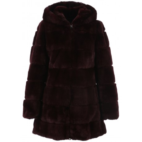 62196 - PORTO REAL FUR JACKET
