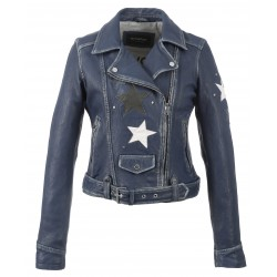 62748 - BLOUSON COURTNEY DENIM