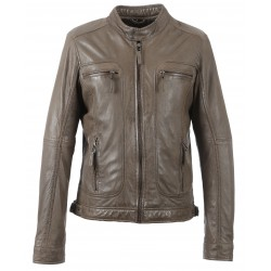 60901 -TAUPE JACKET CASEY