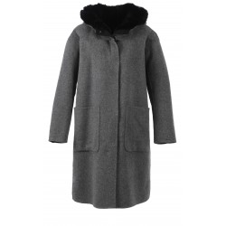 63075 - GREY COAT EXCLUSIF