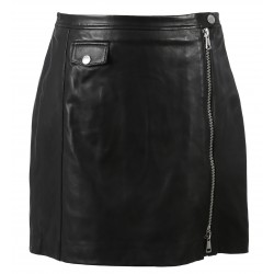 62976 - BLACK SKIRT CRUSTY