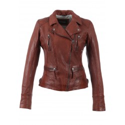 60861 - BLOUSON CAMERA RUST