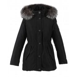 Oakwood mantel schwarz