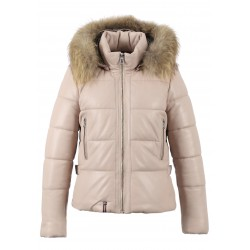 62939 - LIGHT PINK DOWNJACKET FALCON