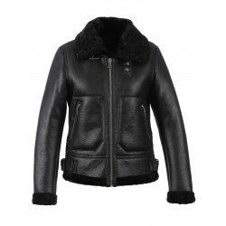 62889 - BLACK JACKET RETRO