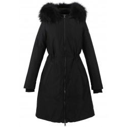 62919 - PARKA NYLON LIFT NOIR