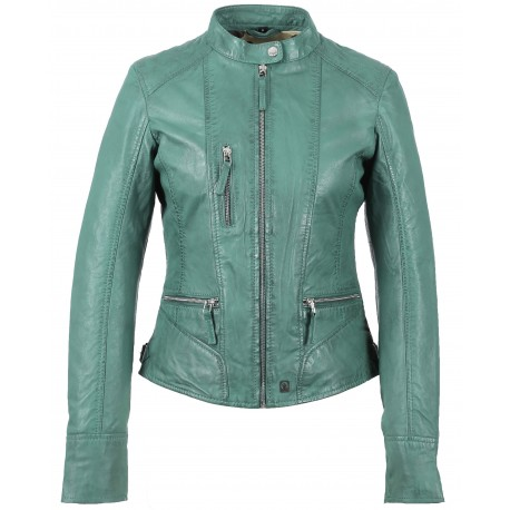 62316 - BLOUSON EACH EMERAUDE