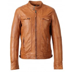 60901 - RUST JACKET CASEY