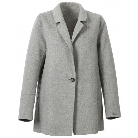 63256 - LIGHT GREY JACKET OSLO